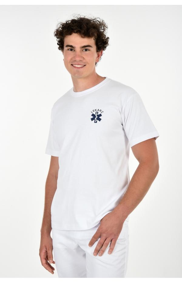 T-Shirt - Haft Lekarz Model 04