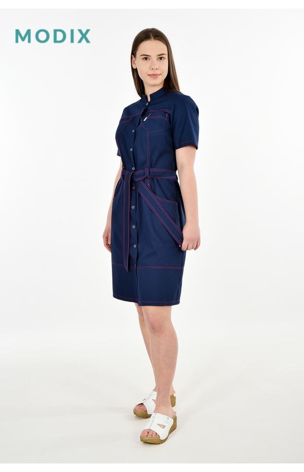 Sukienka Medyczna Sportowa Model 04