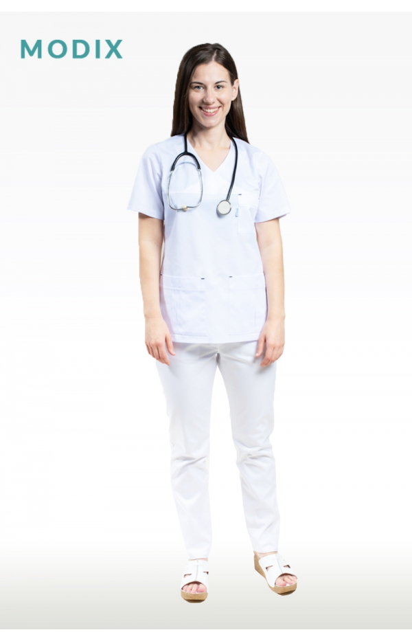 Spodnie Medyczne Standard Model 09